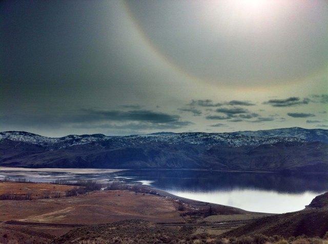 Beautiful Kamloops Lake